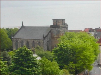 Old Kirk from north